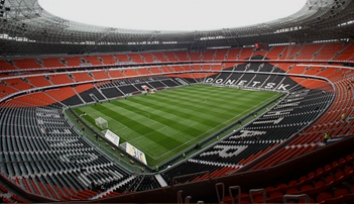 Donbass-Arena secures business with MS Office 365 and Azure